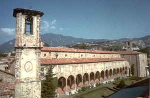 Abbazia di Colombano - Bobbio