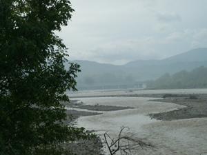 fiume Taro